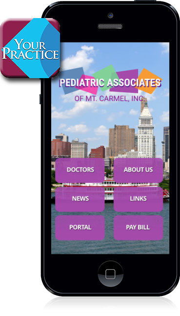 Pediatric Associates of Mt. Carmel Mobile App